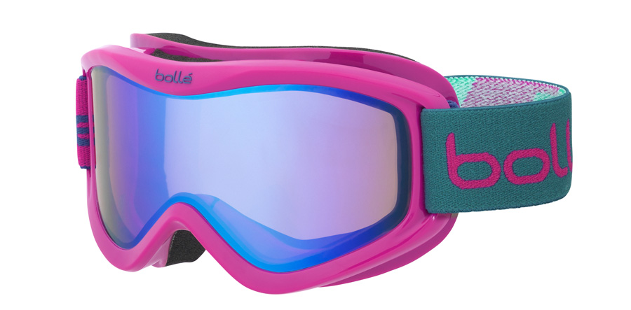 Bolle Junior Volt Plus 21590 Pinkki-turkoosi 160mm