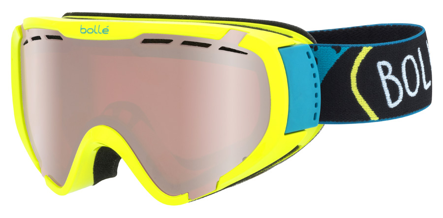 Bolle Junior Explorer Age 6 + Years 21781 Shiny Lime / Shout 180mm