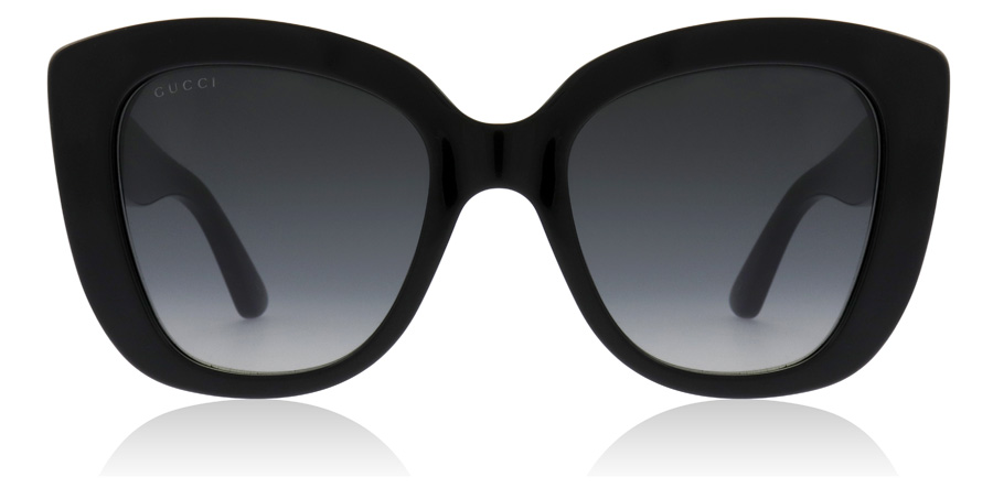 Gucci GG0327S Black 001 52mm