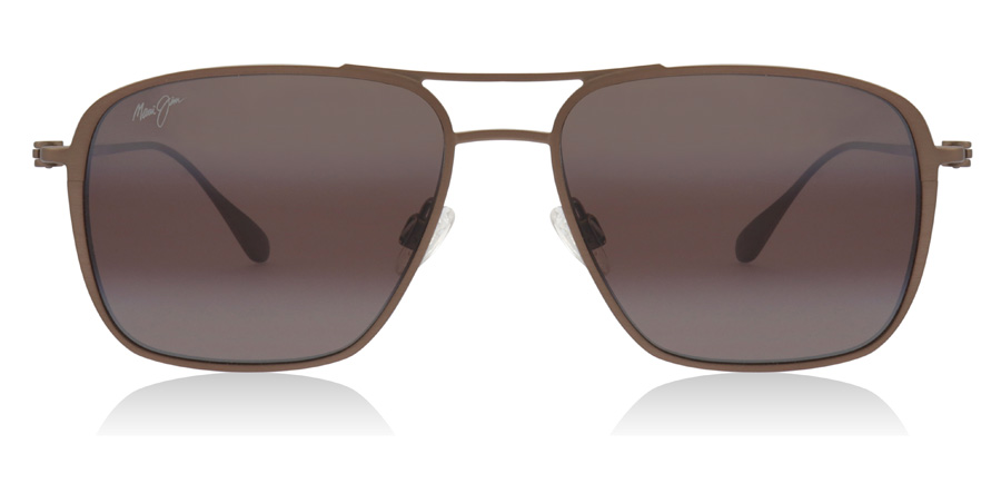 Maui Jim Beaches R541-19A Brown / Red 57mm Polarisoivat