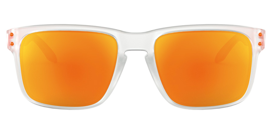 Oakley Holbrook OO9102 Crystal Clear H5 55mm