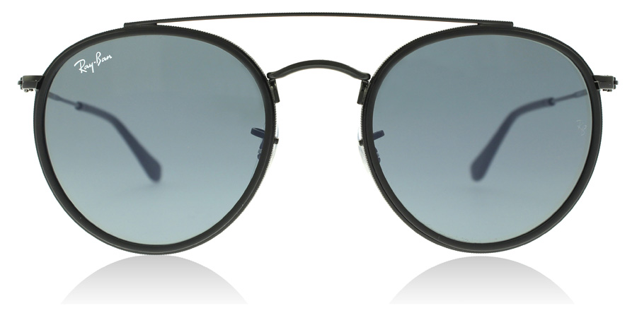 Ray-Ban RB3647N Musta 002/R5 51mm