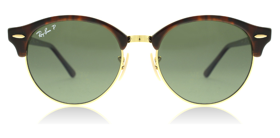 Ray-Ban RB4246 Havanna-kulta 990/58 51mm Polarisoivat