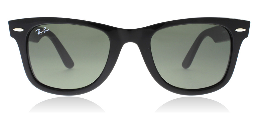 Ray-Ban RB4340 Musta 601 50mm