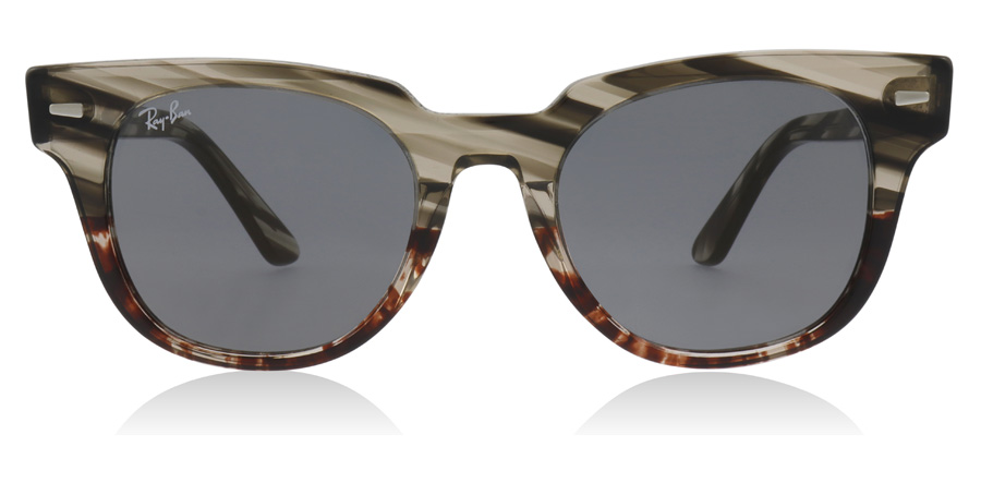 Ray-Ban Meteor RB2168 Grey / Brown 1254Y5 50mm