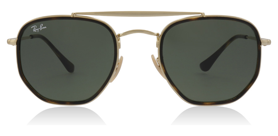 Ray-Ban The Marshal II RB3648M Gold 001 52mm