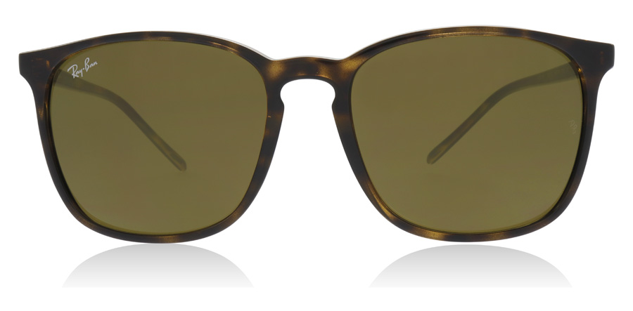 Ray-Ban RB4387 Havana 710/73 55mm