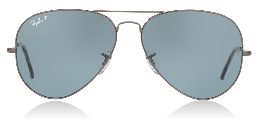 Ray-Ban Aviator Large Metal RB3025 Grey 917152 62mm Polarisoivat