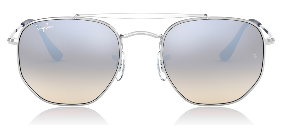 Ray-Ban Marshal RB3648 Silver 54mm