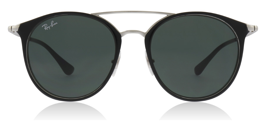 Ray-Ban Junior RJ9545S 7-10 Years Silver / Black 271/71 47mm