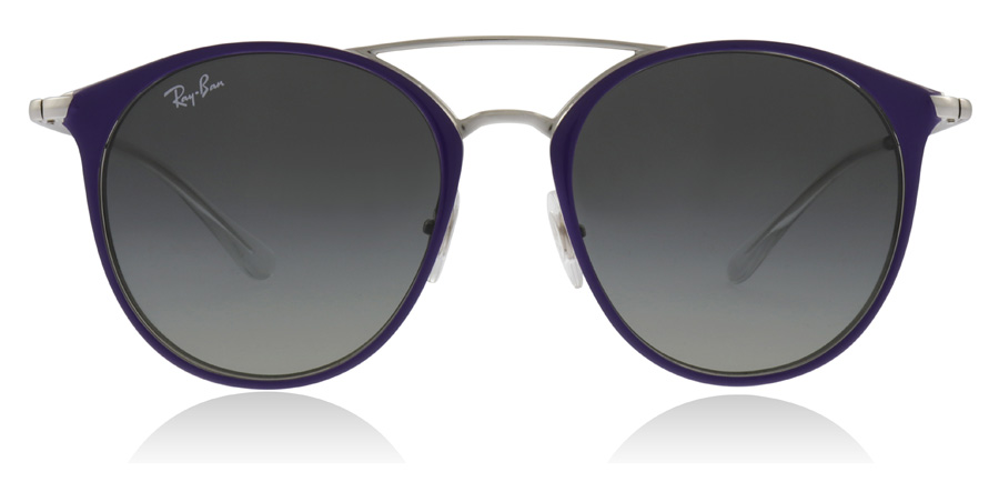 Ray-Ban Junior RJ9545S 7-10 Years Silver / Violet 272/11 47mm