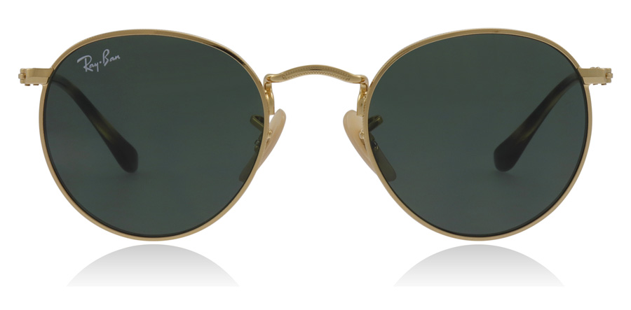 Ray-Ban Junior RJ95475 4-7 Years RJ9547S Gold 223/71 44mm