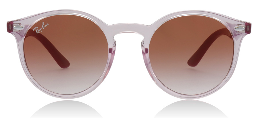 Ray-Ban Junior RJ9064S 4-7 Years Pink 7052V0 44mm