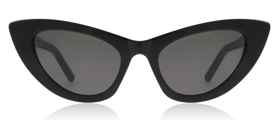 Saint Laurent SL213 Lily Black 001 52mm