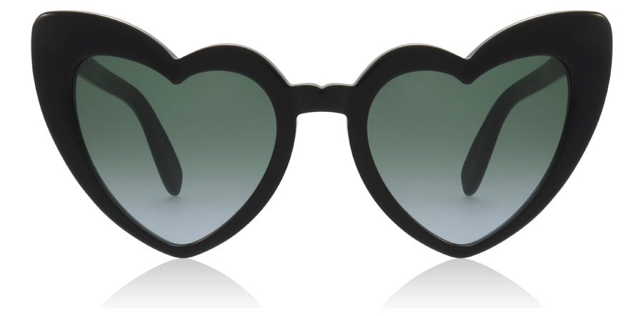 Saint Laurent SL181 LOULOU Black 007 54mm