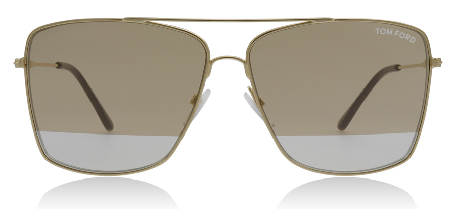 Tom Ford Magnus FT0651 Shiny Endura Gold 30C 60mm