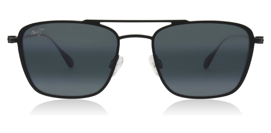 Maui Jim Ebb & Flow 542-2M Black 54mm Polarisoivat