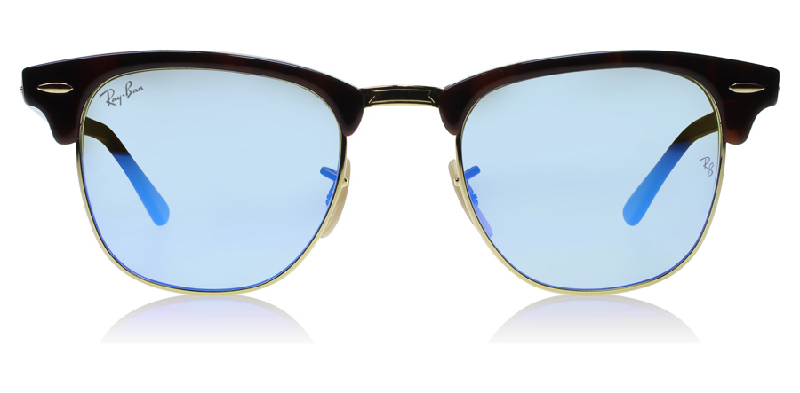 Ray-Ban Clubmaster RB3016 Kilpikonna 990-7Q 49mm