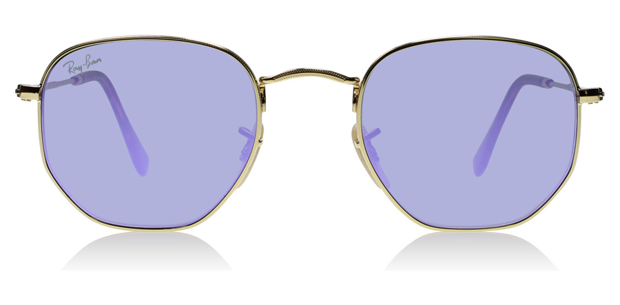 Ray-Ban RB3548N Kulta-kilpikonna 001-8O 48mm