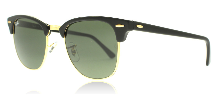 ray-ban-3016-clubmaster-aurinkolasit-musta-w0365-large-51mm