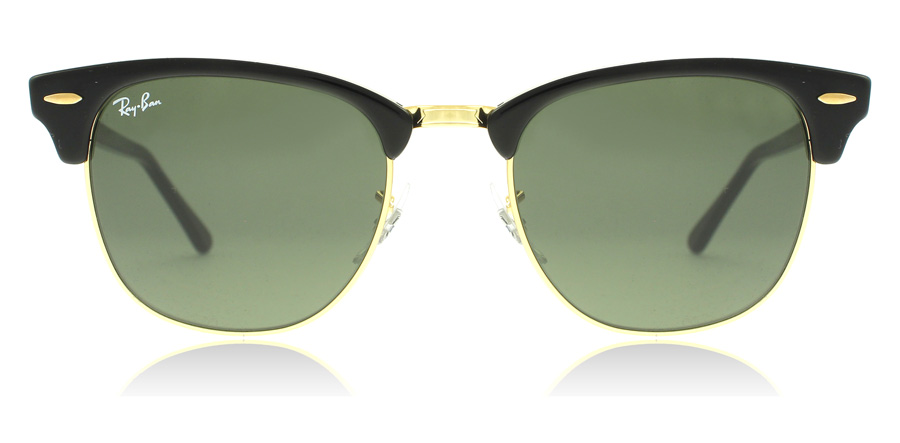 Ray-Ban RB3016 Musta W0365 51mm