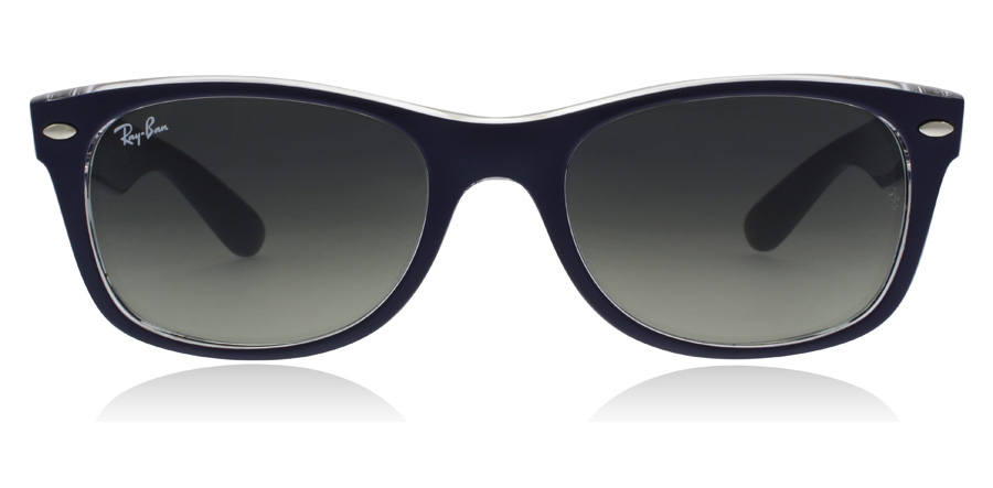 Ray-Ban RB2132 New Wayfarer Sininen 605371 55mm