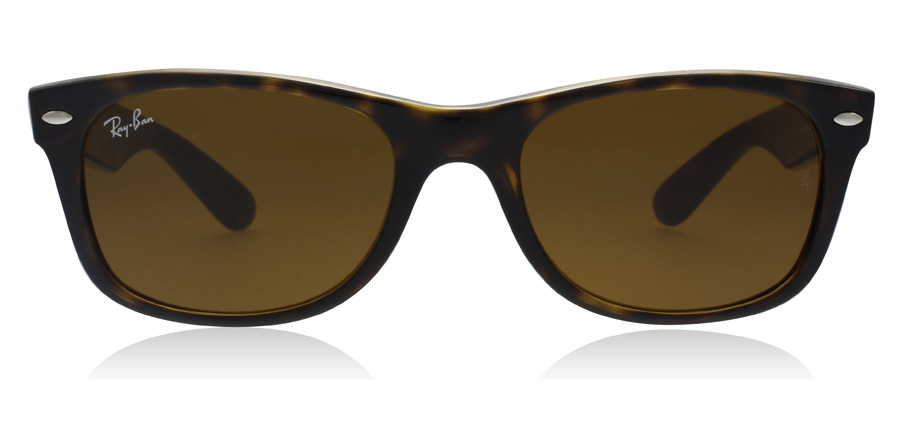 Ray-Ban New Wayfarer RB2132 Havanna 710 55mm