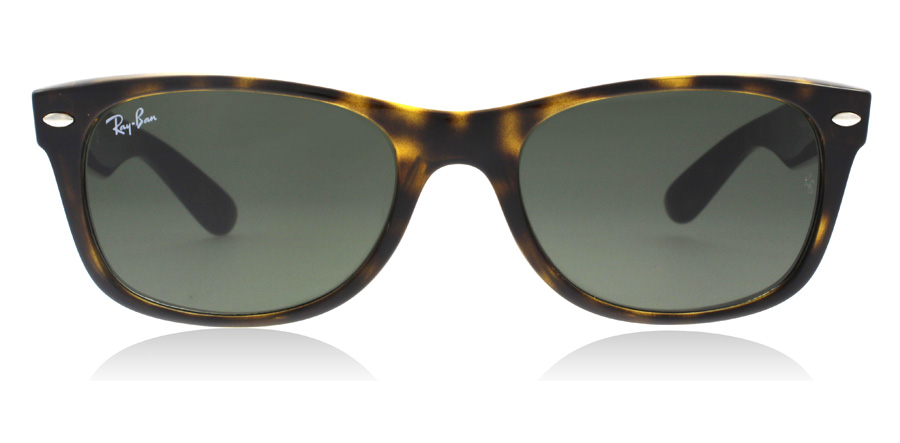 Ray-Ban RB2132 New Wayfarer Kilpikonna 902 58mm