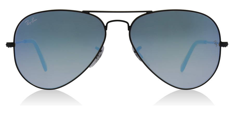 Ray-Ban RB3025 Musta 002/4O 58mm