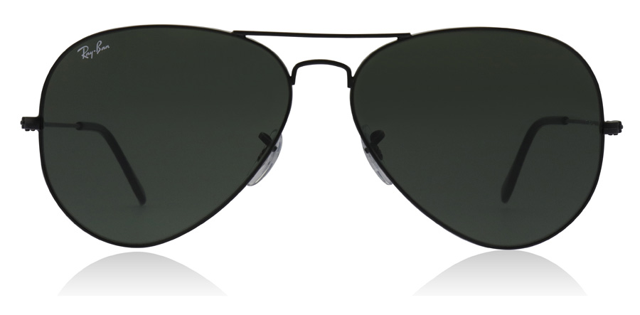 Ray-Ban RB3026 Musta L2821 62mm