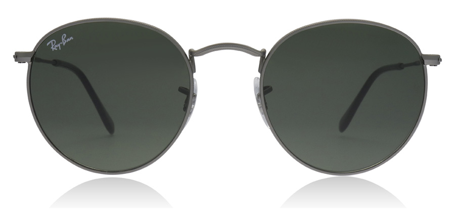 Ray-Ban RB3447 Matta asemetalli 29 53mm