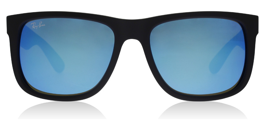 Ray-Ban Justin RB4165 Matta musta 622/55 54mm