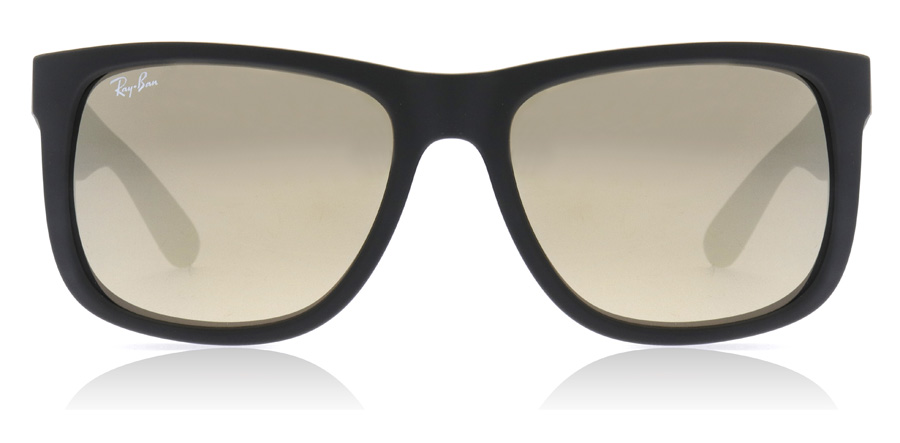 Ray-Ban Justin RB4165 Musta 622/5A 51mm