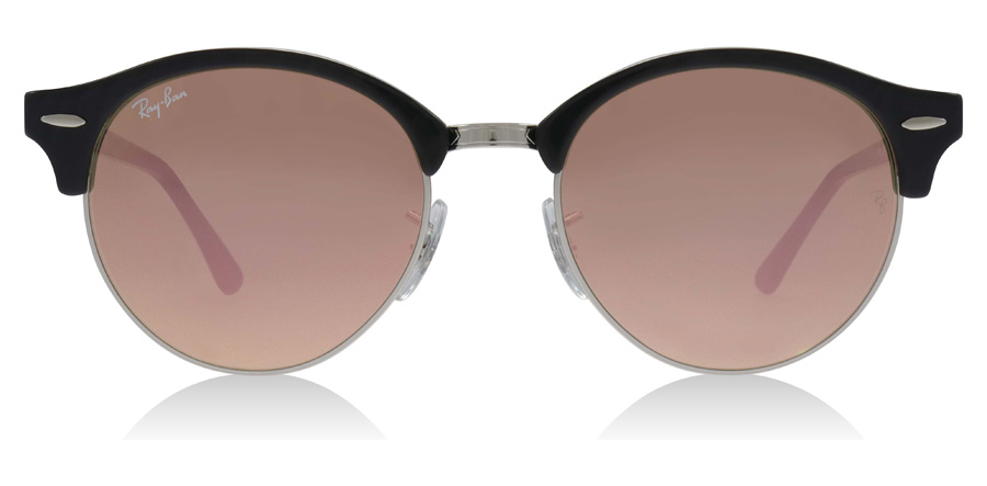 Ray-Ban RB4246 Musta-hopea 1197Z2 51mm