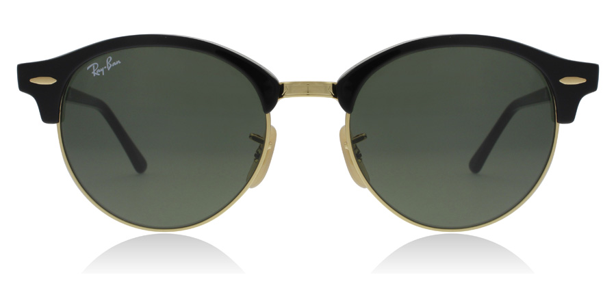 Ray-Ban RB4246 Musta-kulta 901 51mm