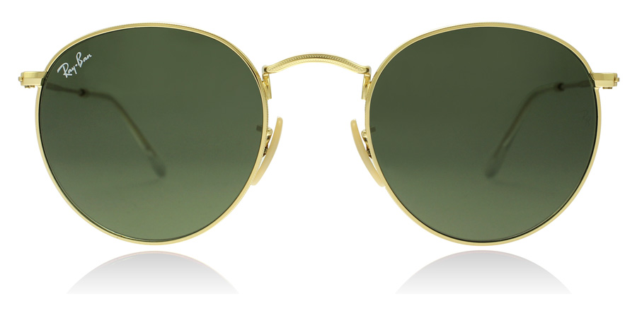 Ray-Ban RB3447 Kulta 001 53mm
