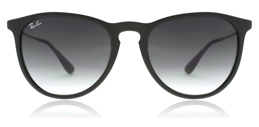 Ray-Ban Erika RB4171 Matta musta 622/8G 54mm