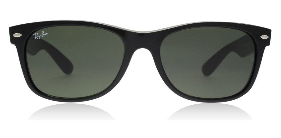 Ray-Ban RB2132 Musta 901L 55mm