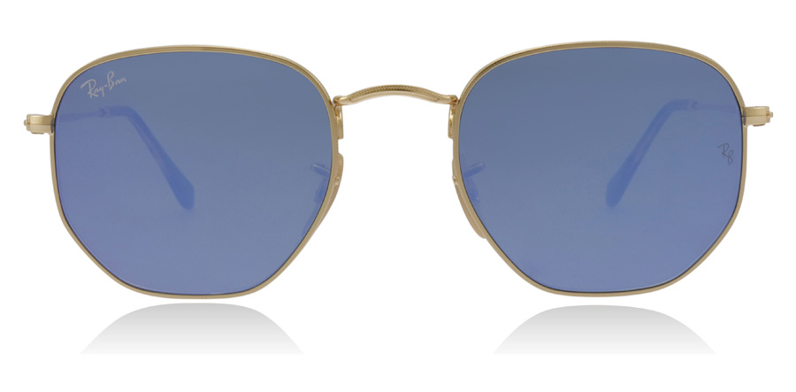 Ray-Ban RB3548N Kulta-kilpikonna 001-9O 51mm