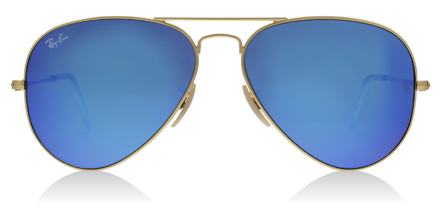 Ray-Ban RB3025 Matta kulta 112/17 55mm