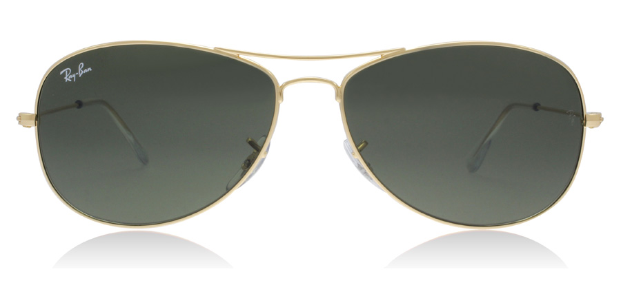 Ray-Ban RB3362 Cockpit Kulta 001 56mm