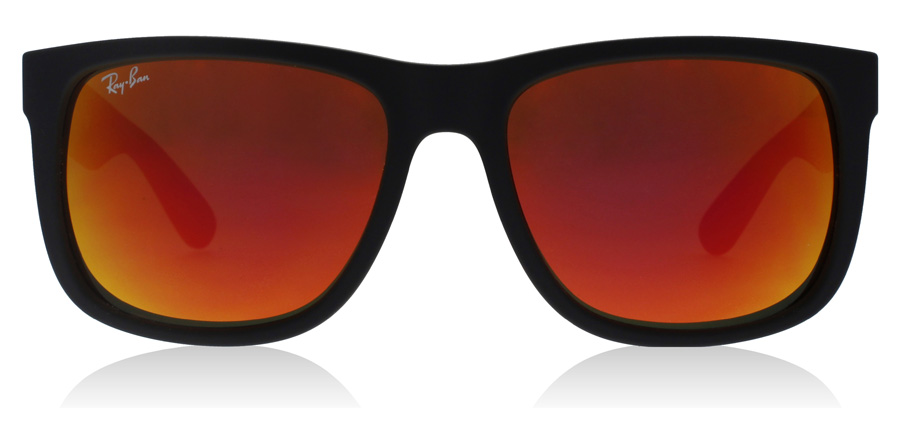Ray-Ban Justin RB4165 Musta kumi 622/6Q 51mm