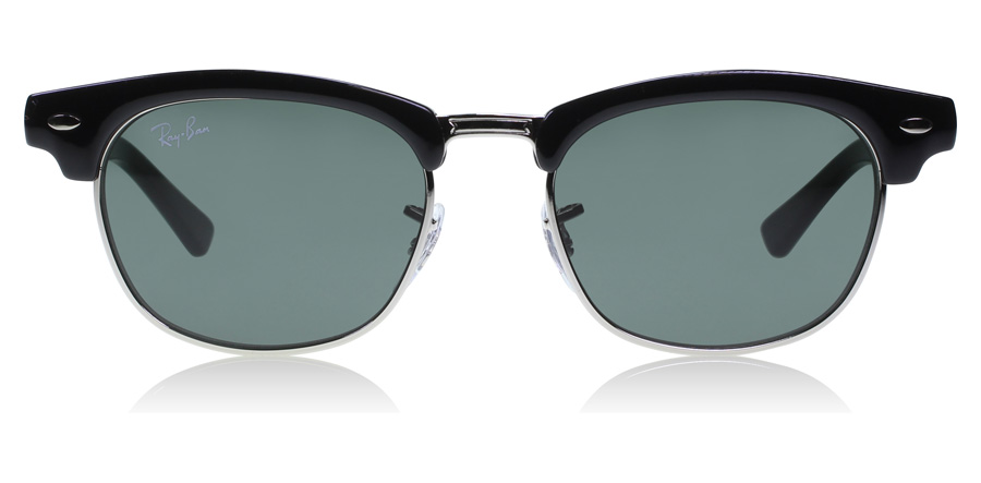 Ray-Ban Junior RJ9050S Age 4-8 Years Musta-hopea 100/71 45mm