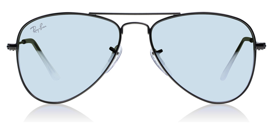 Ray-Ban Junior RJ9506S Age 4-8 Years Matta asemetalli 250/30 50mm