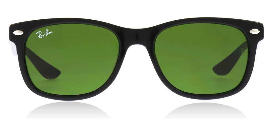 Ray-Ban Junior RJ9052S Age 8-12 Years Musta 100/2 47mm