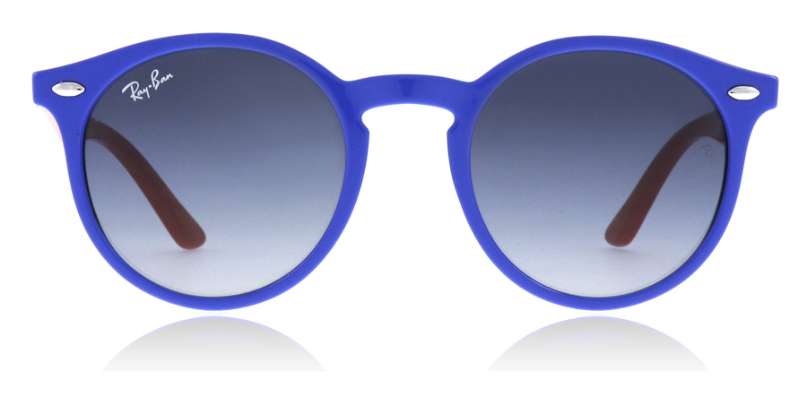 Ray-Ban Junior RJ9064S Age 8-12 Years Sininen-punainen 7020/4L 44mm