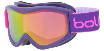 Bolle Junior Volt Plus Violetti-pinkki