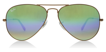 Ray-Ban RB3025 Pronssi