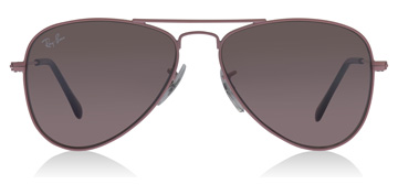 Ray-Ban Junior RJ9506S Age 4-8 Years Pinkki
