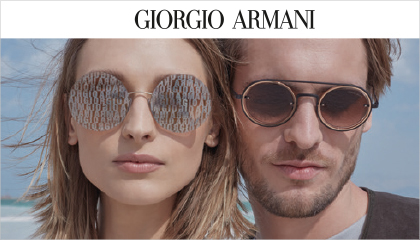 Giorgio Armani Sunglasses online at Sunglasses Shop